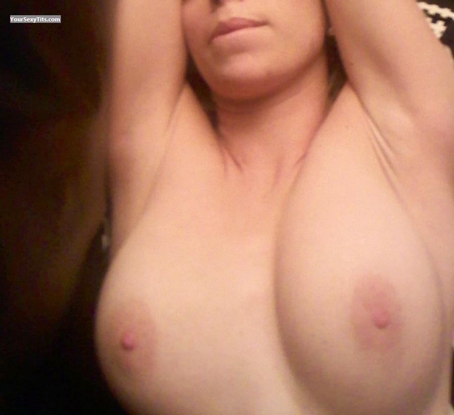 Tit Flash: Very Big Tits By IPhone - Mystery Moon Jane from United States